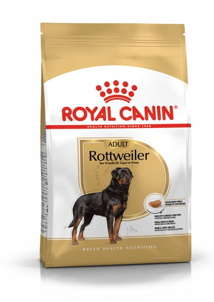 Τροφή σκύλων ράτσας Rottweiler άνω των 18 μηνών