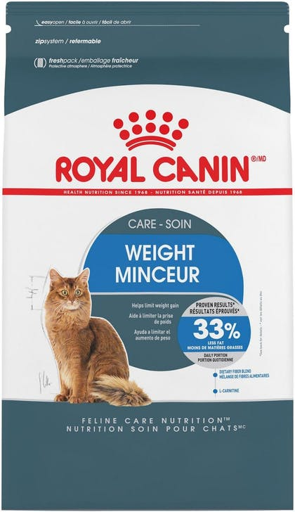 Weight Care Cat