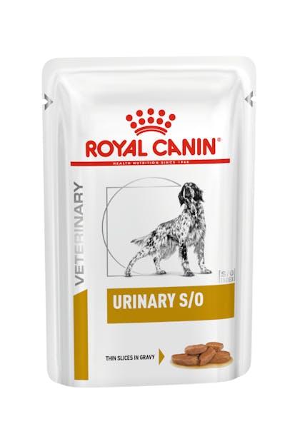 Τροφή σκύλων που βοηθά στη διάλυση όλων των λίθων στρουβίτη