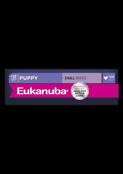 EUKANUBA - PUPPY SMALL BREED - BOTTOM - EN/SP