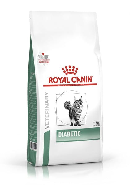 VHN-WEIGHT MANAGEMENT-DIABETIC CAT DRY PACKSHOT