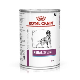 Renal special canine