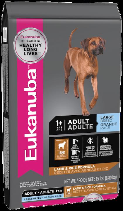 Eukanuba™ Adult Large Breed Lamb & Rice