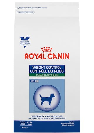 Weight Control Small Dog