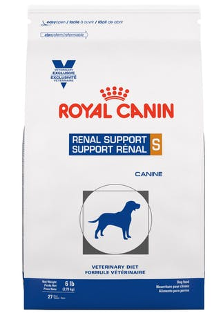 Renal Support S Canine