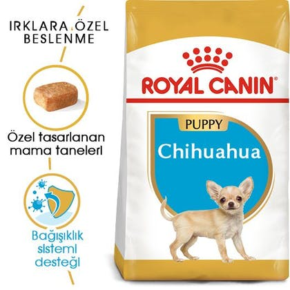 Royal Canin CHIHUAHUA Puppy Yavru Köpek Maması 7