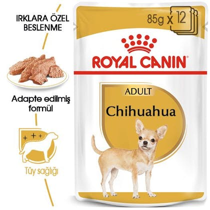 Royal Canin Chihuahua Adult Köpek Maması Yaş Mama 6