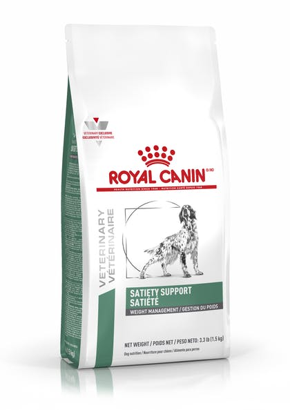 VHN-WEIGHT MANAGEMENT-SATIETY SUPPORT DOG DRY-PACKSHOT B2
