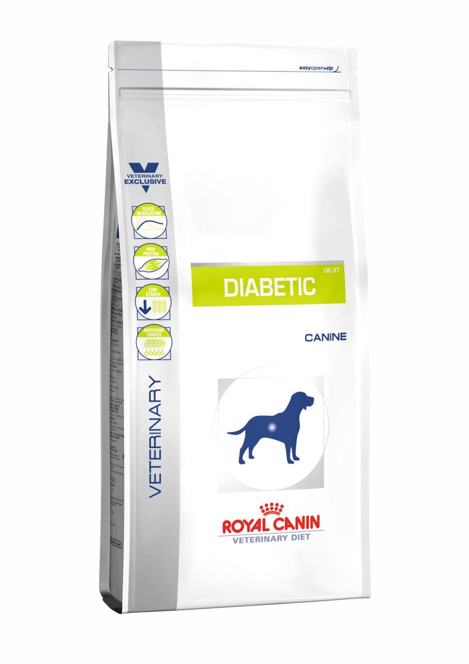 Diabetic Dry - Royal Canin