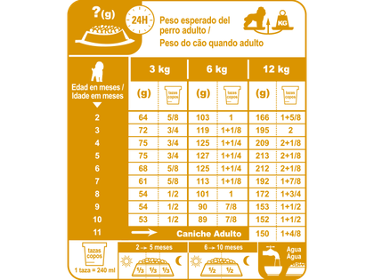AR-L-Tabla-Racionamiento-Caniche-Junior-Breed-Health-Nutrition-Seco