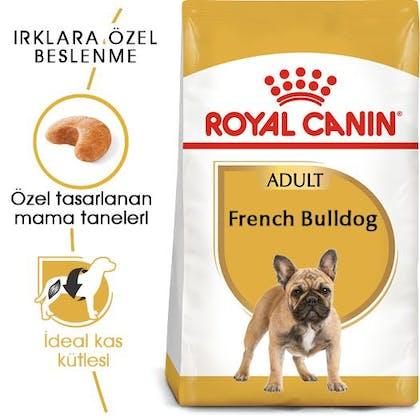 Royal Canin French Bulldog Adult Köpek Maması 6
