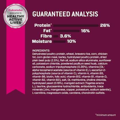 Eukanuba™ Premium Exercise Dry Dog Food