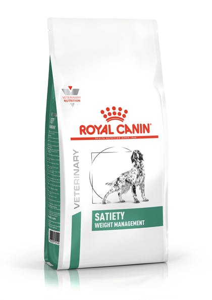 VHN-WEIGHT MANAGEMENT-SATIETY DOG DRY PACKSHOT