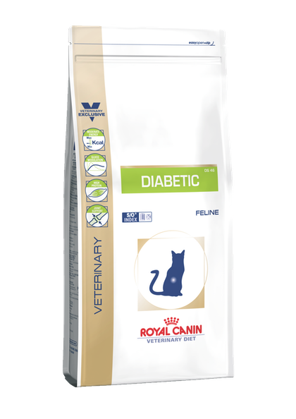 VDiet Feline Packshots + Chart: Updated Graphical Codes - VDC-DIABETIC-PACKSHOT