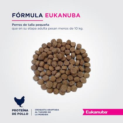 Eukanuba Weight Control Small Breed - Control de Peso Talla Pequeña