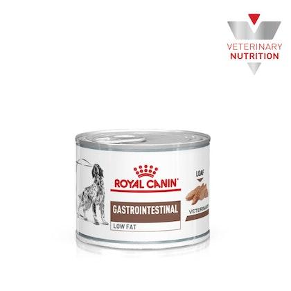 VHN-BrandFlagship-Hero-Images-Gastrointestinal Low Fat 200g Dog Wet-B1