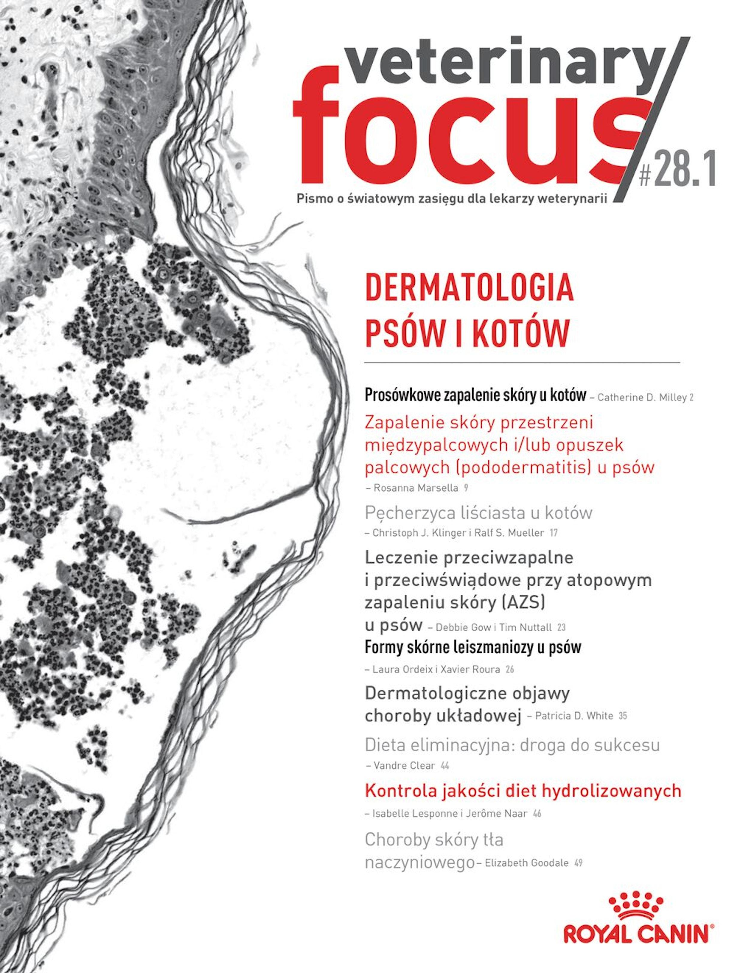 Wydania 28.1 Dermatologia psów i kotów