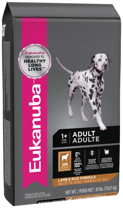 Eukanuba™ Adult Small & Medium Breed Lamb & Rice