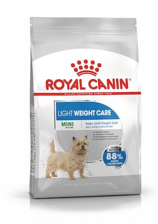 LWMN 體重控制小型成犬專用乾糧