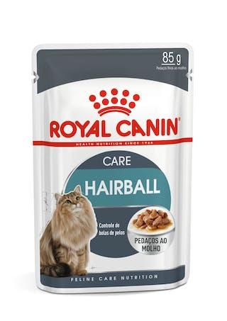 Hairball Care Alimento Úmido