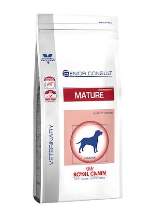 Mature Consult Medium Dogs