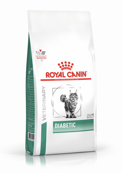 VHN-WEIGHT MANAGEMENT-DIABETIC CAT DRY- PACKSHOT