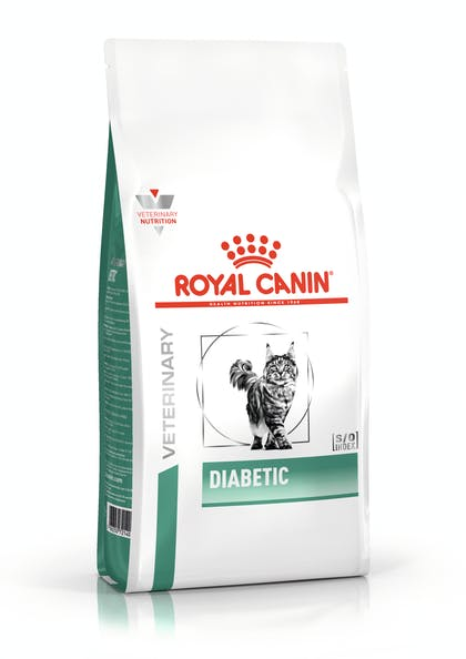 VHN-WEIGHT MANAGEMENT-DIABETIC CAT DRY- PACKSHOT
