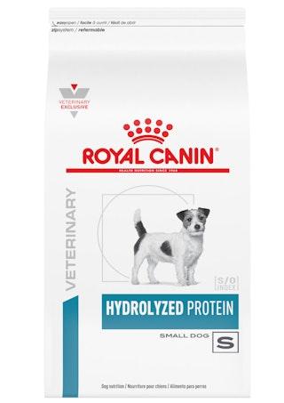 Hydrolyzed Protein Small Dog