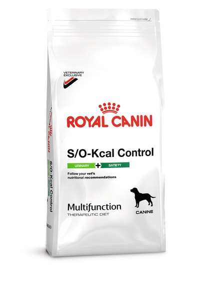Multifunction Therapeutic Diet S/O Kcal Control Canine-Packshots
