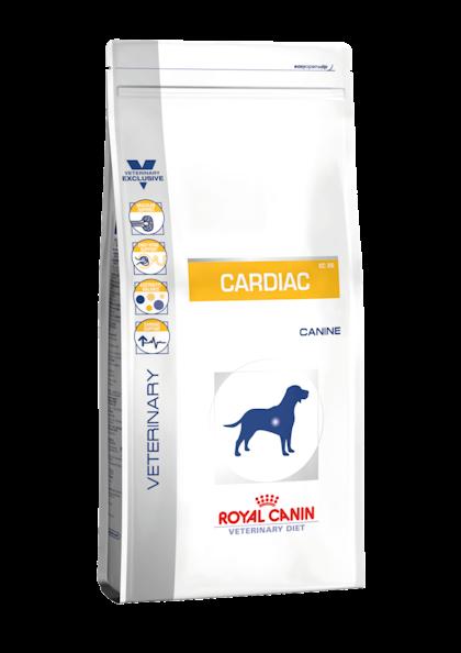 VDiet Canine Dry Range Packshots + Chart:Update Packaging Graphical Codes - VDD-CARDIAC-PACKSHOT