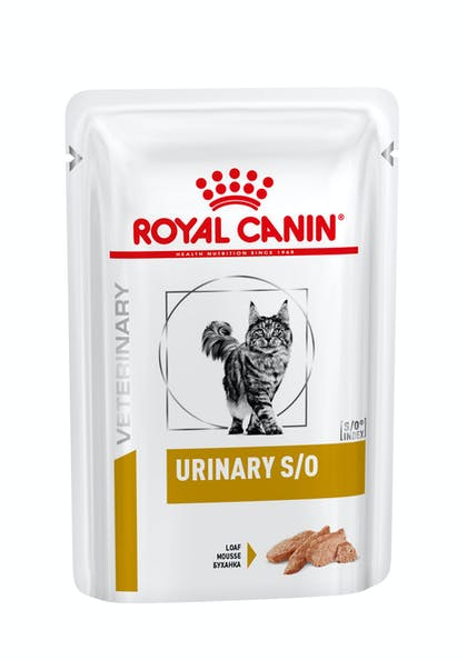 VHN-URINARY-URINARY SO CAT LOAF POUCH-POUCH PACKSHOT