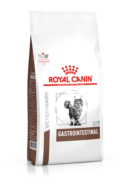 VHN-GASTROINTESTINAL CAT DRY-PACKSHOT