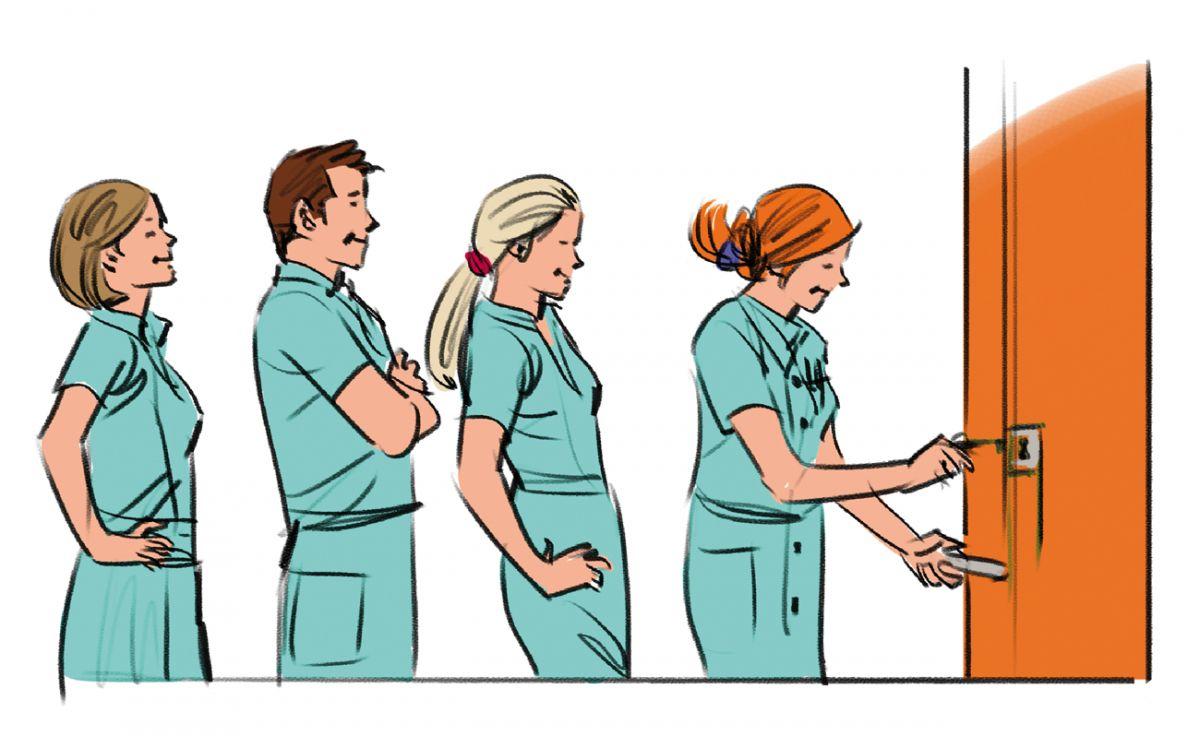 Faire un bon diagnostic rend le vétérinaire praticien heureux mais trouver la solution pour communiquer avec le client est une autre source de satisfaction.