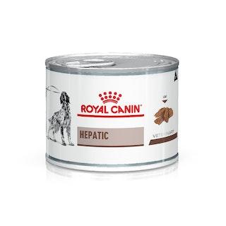 Hepatic Canino Wet