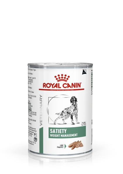 VHN-WEIGHT MANAGEMENT-SATIETY DOG LOAF CAN 400G-PACKSHOT