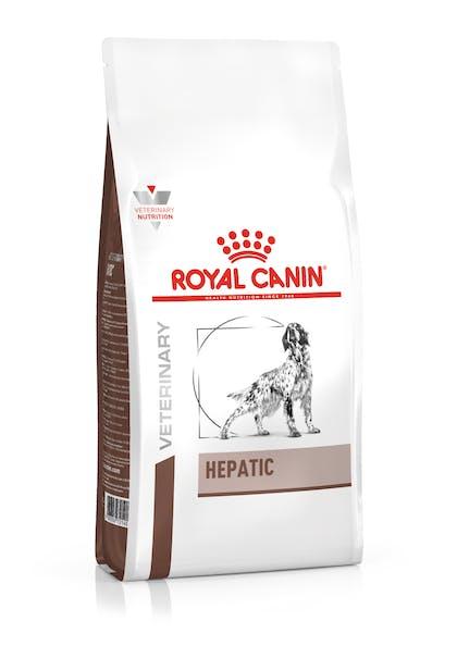 VHN-GASTROINTESTINAL HEPATIC DOG DRY-PACKSHOT