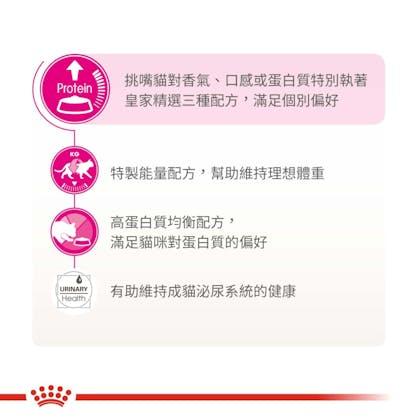 挑嘴營養滿分E42_產品賣點