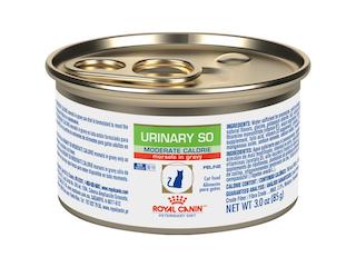 Urinary SO Moderate Calorie Feline lata