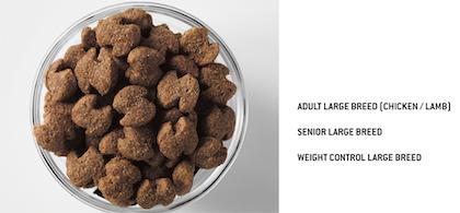 Eukanuba - Kibble Bowl Adult/Senior/Fit Body Large Breed