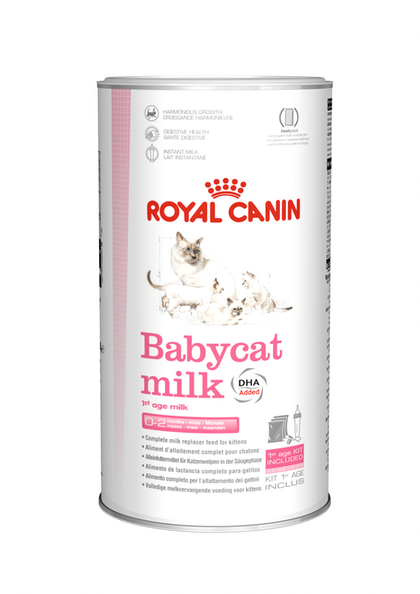 2013- REPRODUCTION PRO- Packshots -BABYCAT Milk