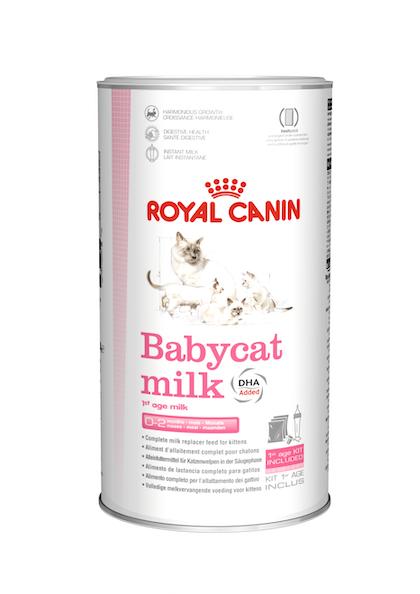 2013- REPRODUCTION PRO- Packshots -BABYCAT Milk