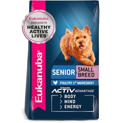 Eukanuba™ Senior Small Breed Dry Dog Food