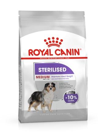 Medium sterilised