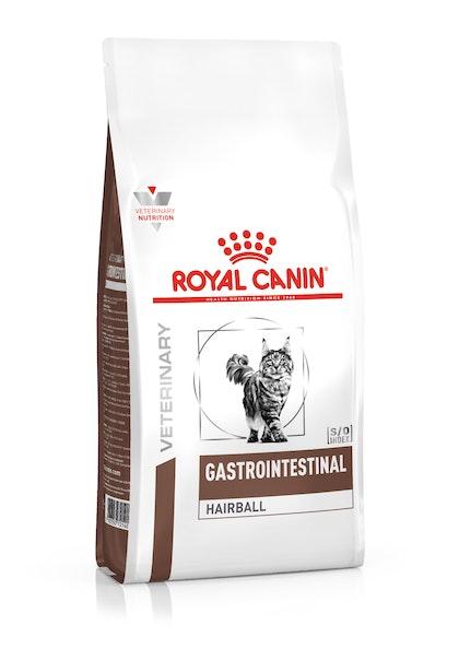 VHN-GASTROINTESTINAL HAIRBALL CAT DRY-PACKSHOT