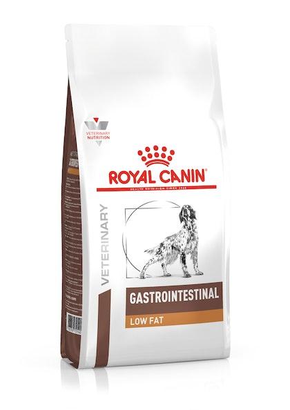 VHN-GASTROINTESTINAL LOW FAT DOG DRY-PACKSHOT