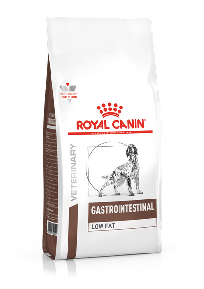VHN-GASTROINTESTINAL LOW FAT DOG DRY-PACKSHOT