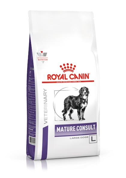 VHN - HEALTH MANAGEMENT - MATURE CONSULT LARGE DOG - DOG DRY - PACKSHOT-B1