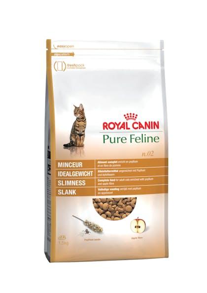 Πλήρης και ισορροπημένη τροφή για την διατήρηση του σωματικού βάρους της γάτας