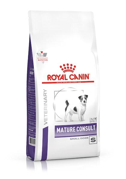VHN - HEALTH MANAGEMENT - MATURE CONSULT SMALL DOG - DOG DRY - PACKSHOT-B1