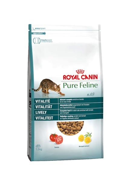Pure Feline 2012 - Packshots - PUREF-N03-N-PACKSHOT